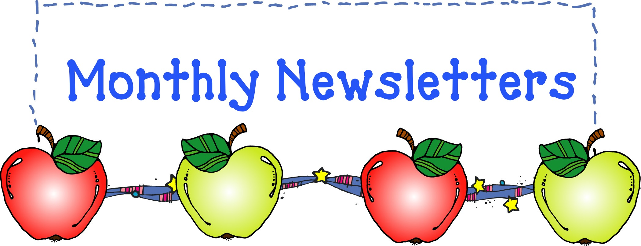 Monthly Newsletter Jds Home School Association